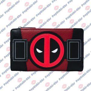 Loungefly Marvel Deadpool Flap Wallet